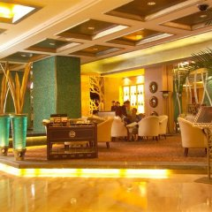 Radisson Blu Hotel Shanghai New World интерьер отеля