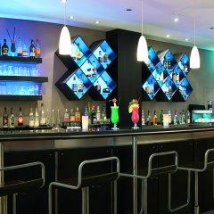 Отель Nh Munich Airport Мюнхен гостиничный бар