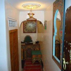 Отель Riad les Idrissides Марокко, Фес - отзывы, цены и фото номеров - забронировать отель Riad les Idrissides онлайн интерьер отеля