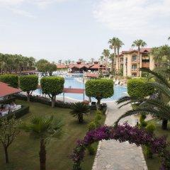 Miramare Queen Hotel Турция, Сиде - 1 отзыв об отеле, цены и фото номеров - забронировать отель Miramare Queen Hotel - All Inclusive онлайн приотельная территория