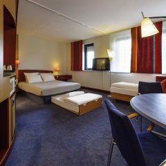 Отель Novotel Suites Berlin City Potsdamer Platz комната для гостей