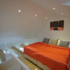 Апартаменты City Spot Apartments комната для гостей