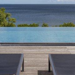 Отель Sopot Marriott Resort & Spa бассейн
