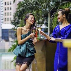 Отель Sofitel So Singapore спортивное сооружение