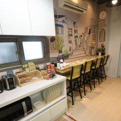 Отель Soo Guesthouse питание фото 2
