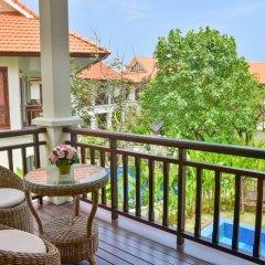 Отель Secret Garden Villas-Furama Beach Danang балкон