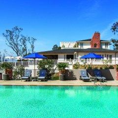 Отель Belmond El Encanto бассейн