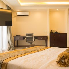 Отель Bintumani Hotel Сьерра-Леоне, Фритаун - отзывы, цены и фото номеров - забронировать отель Bintumani Hotel онлайн удобства в номере фото 2