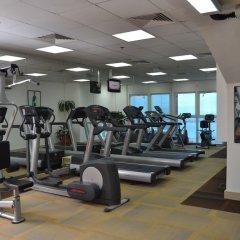 Sheraton Khalidiya Hotel фитнесс-зал фото 2