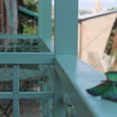 Отель Тбилисели Тбилиси балкон