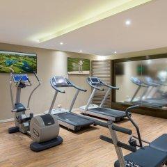Hotel Barriere Le Gray d'Albion Канны фитнесс-зал фото 4