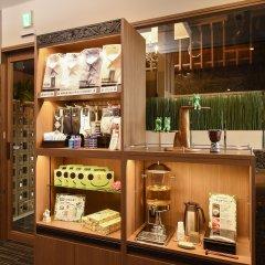 Отель Anshin Oyado Premier Shinbashi Shiodome спа фото 2