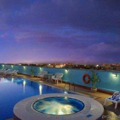 Отель Nihal Palace Дубай бассейн фото 2