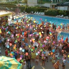 Отель Residence Eurhotel Монтезильвано детские мероприятия