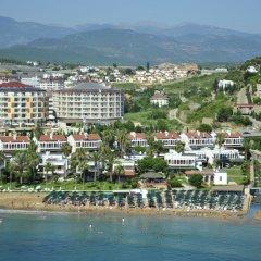 My Home Sky Hotel Турция, Аланья - отзывы, цены и фото номеров - забронировать отель My Home Sky Hotel онлайн пляж