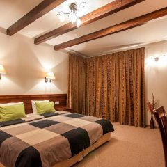 Отель Everest Chalet Банско комната для гостей фото 4