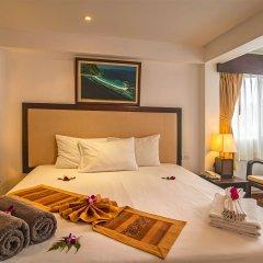 Отель Aonang All Seasons Beach Resort комната для гостей