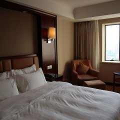 Отель Jianguo Hotel Shanghai Китай, Шанхай - отзывы, цены и фото номеров - забронировать отель Jianguo Hotel Shanghai онлайн фото 10