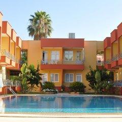 Отель Camyuva Motel Кемер бассейн