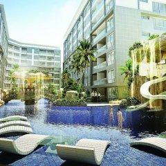 Отель Modernized Condo Seaview Central Pattaya