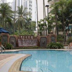 Апартаменты Orange Grove Service Apartment by ST Residences бассейн