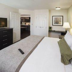 Отель Candlewood Suites Bay City удобства в номере фото 2