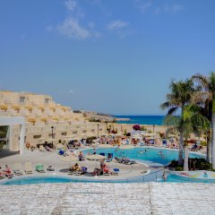 SBH Monica Beach Hotel - All Inclusive бассейн фото 2