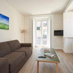 Апартаменты Portugal Ways Santos Azulejos Apartments комната для гостей фото 2