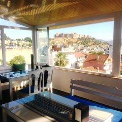 Urkmez Hotel Турция, Сельчук - отзывы, цены и фото номеров - забронировать отель Urkmez Hotel онлайн балкон