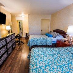 Отель Hollywood Downtowner Inn США, Лос-Анджелес - отзывы, цены и фото номеров - забронировать отель Hollywood Downtowner Inn онлайн комната для гостей фото 4