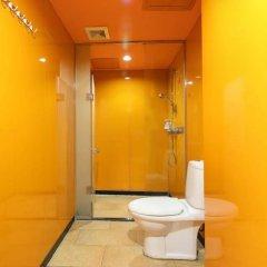 Отель Gangding Garden Inn ванная