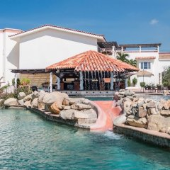 Отель Spacious Villa + Pool + Gym Кабо-Сан-Лукас бассейн фото 2