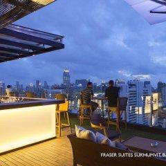 Отель Fraser Suites Sukhumvit, Bangkok Таиланд, Бангкок - отзывы, цены и фото номеров - забронировать отель Fraser Suites Sukhumvit, Bangkok онлайн гостиничный бар