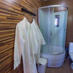 Гостиница Salcedo Home Minihotel ванная