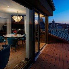 Hotel Republika & Suites балкон