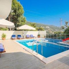 Villa Tepe Турция, Патара - отзывы, цены и фото номеров - забронировать отель Villa Tepe онлайн бассейн фото 3