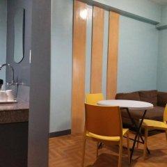 Отель Leesons Residences Филиппины, Манила - отзывы, цены и фото номеров - забронировать отель Leesons Residences онлайн удобства в номере