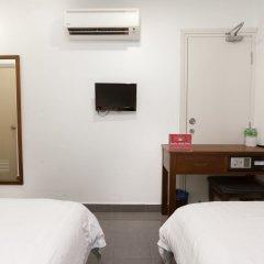 Отель ZEN Rooms Off Jalan Pudu @Hotel Paloma Inn Малайзия, Куала-Лумпур - отзывы, цены и фото номеров - забронировать отель ZEN Rooms Off Jalan Pudu @Hotel Paloma Inn онлайн удобства в номере