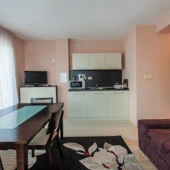 Отель Spomar Aparthotel Болгария, Банско - отзывы, цены и фото номеров - забронировать отель Spomar Aparthotel онлайн комната для гостей фото 2