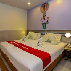 Отель Nida Rooms North Pattaya Crystal Sand комната для гостей фото 2