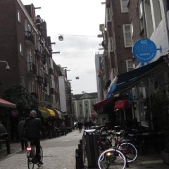 Amsterdam Hostel Uptown фото 3