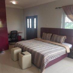 Отель Royal Kamak Hotel Гана, Тема - отзывы, цены и фото номеров - забронировать отель Royal Kamak Hotel онлайн комната для гостей фото 3