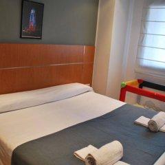 Отель Suites Marina - Abapart Испания, Барселона - отзывы, цены и фото номеров - забронировать отель Suites Marina - Abapart онлайн комната для гостей