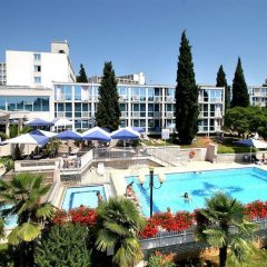 Hotel Zorna Plava Laguna бассейн фото 2