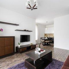 Апартаменты P&O Apartments Gieldowa комната для гостей фото 2