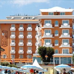 Отель El Cid Campeador Италия, Римини - отзывы, цены и фото номеров - забронировать отель El Cid Campeador онлайн парковка