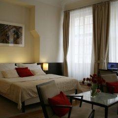Отель Domus Balthasar Design Прага комната для гостей фото 4