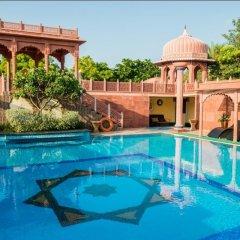 Отель Chokhi Dhani Resort Jaipur бассейн фото 2