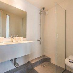 Отель Euphoria Suites Греция, Остров Санторини - отзывы, цены и фото номеров - забронировать отель Euphoria Suites онлайн ванная фото 2
