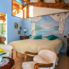 Отель Bed and breakfast I Glicini Кастаньето-Кардуччи комната для гостей фото 2
